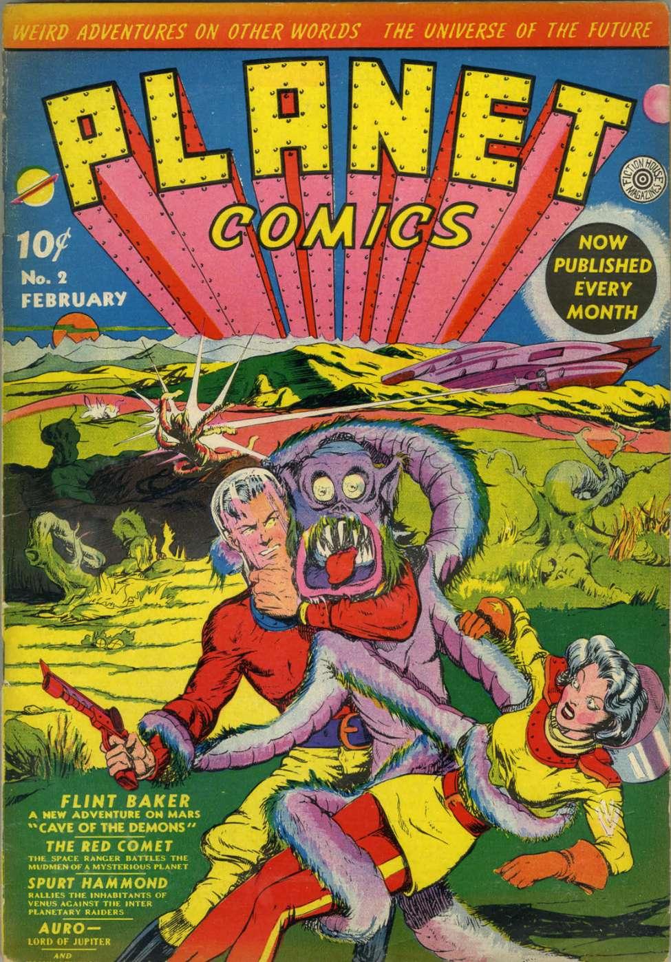 Planet Comics 02 (paper/10fiche) (Fiction House)