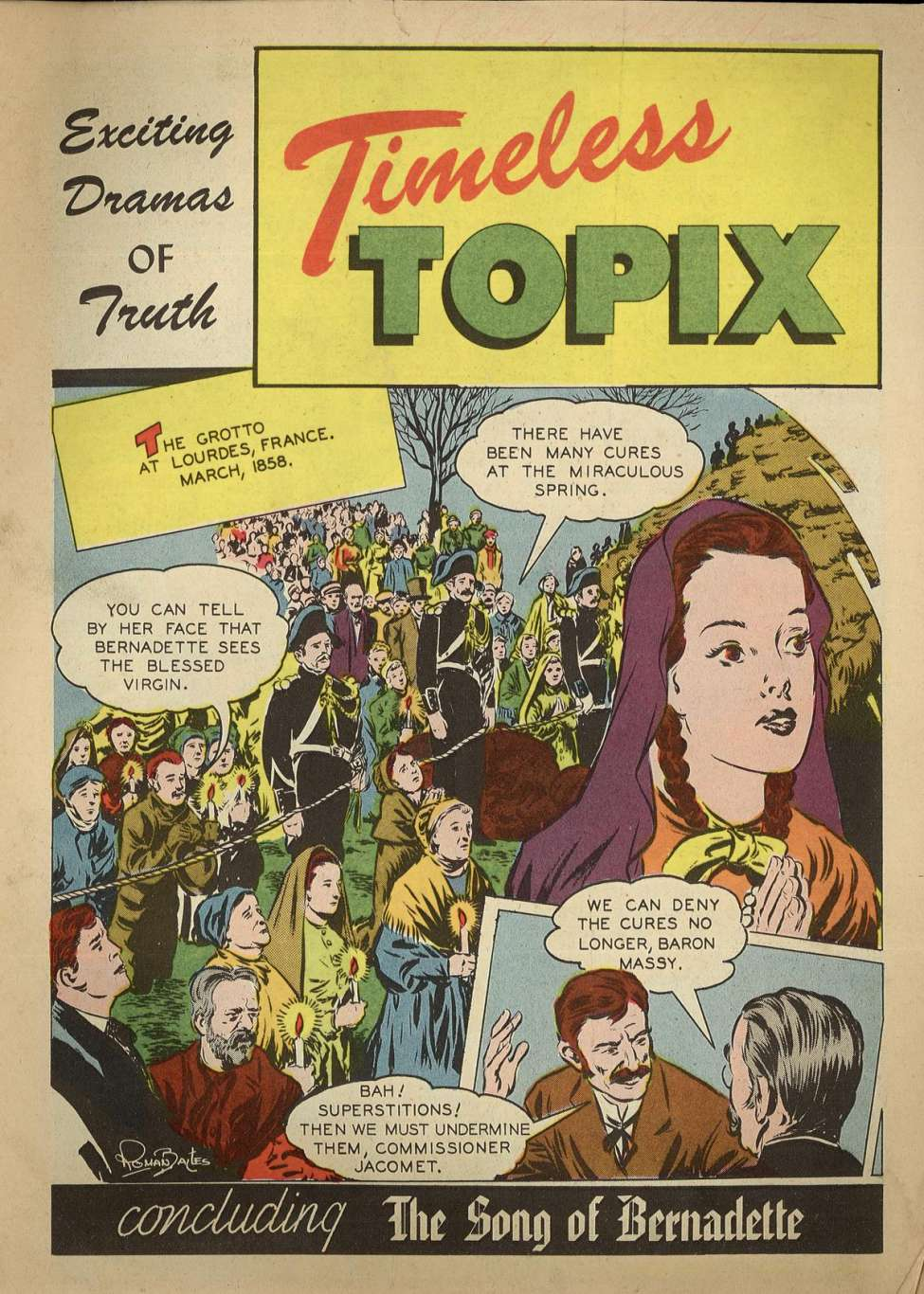 Timeless Topix V2 04 Comic Book Plus